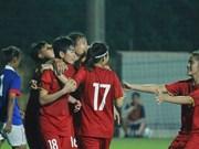 Vietnam beats Malaysia in AFC U19 Women's Champs opener