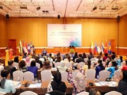 ASEAN ministers seek measures to improve social welfares for women, girls