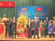 Vietnam-UK diplomatic ties marked in HCM City