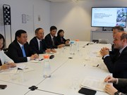 Communist Party of Vietnam delegation visits Switzerland