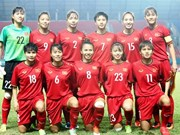 Women's football team ranks 36th in FIFA rankings
