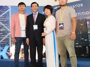Vietnam enters Elevator Pitch Competition Hong Kong's Top 10