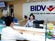 BIDV's pre-tax profit up over 30 percent in nine months