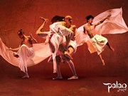 Contemporary choreography featuring Cham ethnic culture debuts