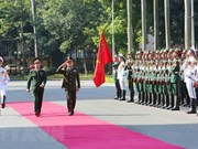 Vietnam, Cambodia seek to strengthen defence ties