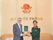 Vietnam, New Zealand boost defence cooperation