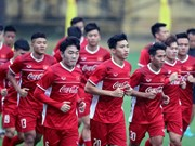 Vietnam loses to Seoul E-Land in friendly match
