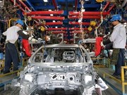 Auto support industry needs to take initiative
