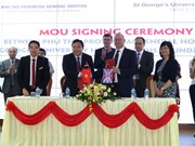 Vietnamese, British hospitals partner in stroke treatment