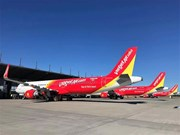 Vietjet's earnings up 105 percent in third quarter