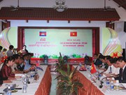 Vietnamese, Cambodian localities intensify people-to-people exchange