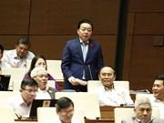 Minister talks climate change response in Mekong Delta