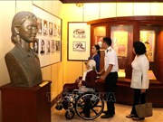 Museum devotes room to portraits of heroic Vietnamese mothers