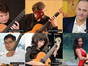 Concert gets Saigon International Guitar Festival underway