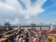 Freight volume through seaports increases 19 percent in 10 months