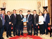 HCM City, Malaysia boost trade cooperation