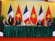 Vietnam, France highlight determination to promote ties