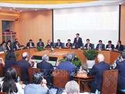 Hanoi seeks partnership with French businesses in multiple areas