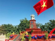 Vietnam-Cambodia friendship monument inaugurated in Cambodia