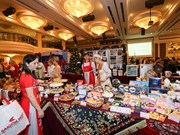HCM City Consular Club hosts charity bazaar