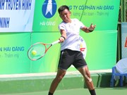 Nam becomes runner-up at Vietnam F5 Futures