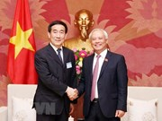 Vietnam, China to increase sharing legislative experience