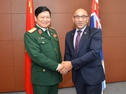 Vietnam, New Zealand looks towards closer defence ties