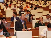 NA deputies talk bills on higher education, public security forces