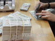 Reference exchange rate up 2 VND on November 6