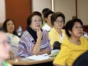Thailand, Japan ink elders care development study deal