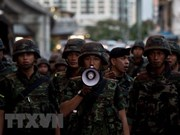 Thailand: Eight army soldiers killed, wounded in military exercises