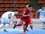 Vietnam crushes Brunei 9-0 at AFF Futsal Championship