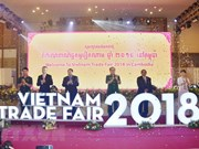 2018 Vietnam Trade Fair in Cambodia opens