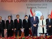 CTF Summit 2018 held in Thailand