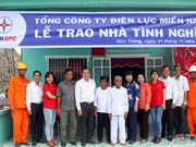 Soc Trang cares for needy Khmer people