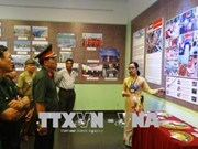 Exhibition on war remnants opens in Da Nang