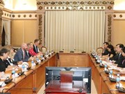 HCM City, New South Wales boost multifaceted cooperation