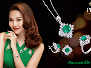 Jewelery exhibitions take place in Ho Chi Minh City