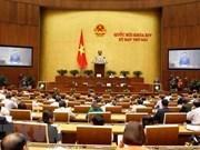 Resolution on 2019 socio-economic development plan adopted