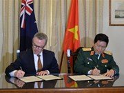 Vietnam, Australia sign joint declaration on defence cooperation