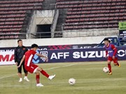 Vietnam ready for first match against Laos in AFF Cup