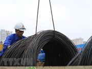 Steel exports up almost 50 percent in 10 months