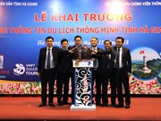 Ha Giang launches website, mobile app to promote tourism
