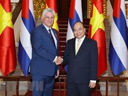 Prime Minister meets with Cuban President of Council of State