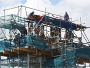 Philippine economy grows slower in Q3