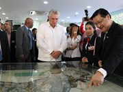 Cuba wants to learn Vietnam's experiences in developing hi-tech parks