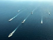 Singapore, India start large-scale military exercises