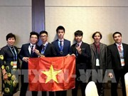 Hanoi students win 4 medals at In'l Olympiad on Astronomy-Astrophysics