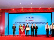 VNA's VietnamPlus e-newspaper leads in applying new media technologies