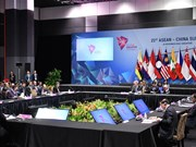 ASEAN - China Strategic Partnership Vision 2030 adopted
